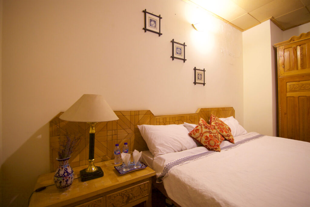 Sarai SIlk Route Deluxe Bedroom